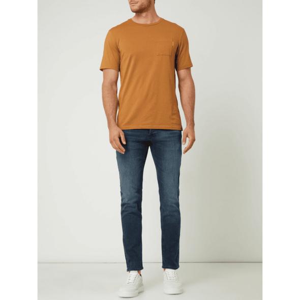 Slim Fit Jeans mit Stretch-Anteil Modell 'Glenn'