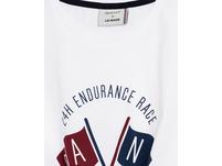 Le Mans Rennen Print T-Shirt