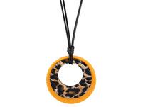 Kette - Leopard Circle