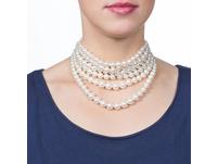Collier - Perlen