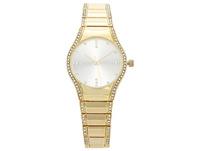 Uhr - Festive Gold