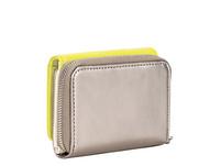 mittelgroße Geldbörse mit Color Blocking - Pepino Pablita