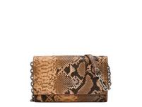 kleine Tasche mit Kette zum Umhängen - Valentine's Special Snake Crossbody XS