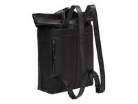 Rucksack aus Leder mit hochwertigem Ledermix - Side by Side Backpack L