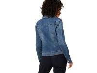 Jeansjacke mit abnehmbarer Kapuze - Jeansjacke