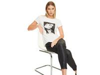 T-Shirt mit Front-Artwork - Artwork-Shirt