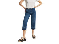 Regular Fit: Jeans mit Cropped leg - Jeans