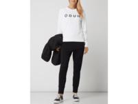 Sweatshirt mit Logo-Print Modell 'The HUGO Sweater'
