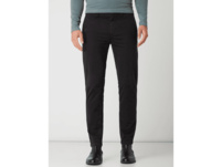 Tapered Fit Chino aus Baumwoll-Elasthan-Mix Modell 'Taber'
