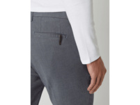 Slim Fit Stoffhose mit Stretch-Anteil Modell 'CiBrody'