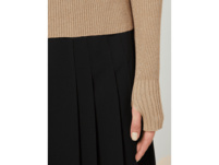 Pullover mit Stehkragen Modell 'Slok'