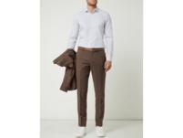 Super Slim Fit Business-Hemd aus Baumwolle