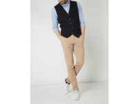 Straight Fit Chino mit Stretch-Anteil