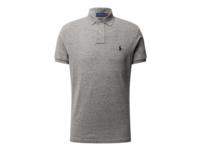 Custom Slim Fit Poloshirt aus Baumwolle