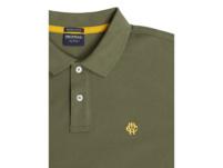 Poloshirt aus Bio-Baumwolle Modell 'Toby'