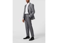 Modern Fit Anzug-Hose aus Schurwolle