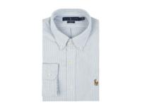 Slim Fit Freizeithemd aus Oxford