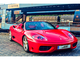 Ferrari F360 selber fahren