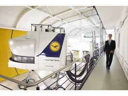 Lufthansa Flugsimulator XL