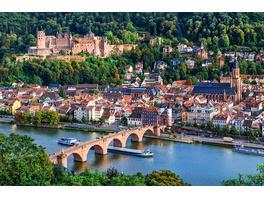 Kurztrip Heidelberg mit Ausstellung Koerperwelten für 2 (2 Tage)