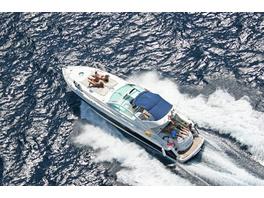 Luxusyacht-Partywochenende auf Ibiza mit Übernachtung an Bord für 6