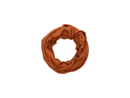 Loop-Schal mit Fransen - Schlauchschal