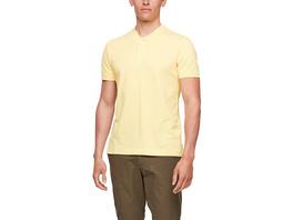 Poloshirt mit Stehkragen - Poloshirt