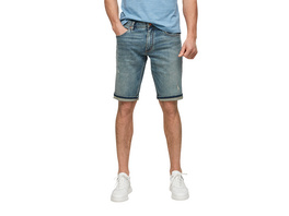 Relaxed Fit: Bermuda im Used-Look - Jeans
