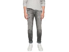 Slim: Slim leg-Denim - Jeans