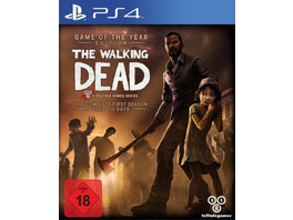 Telltale Games Walking Dead Game of the Year Edition