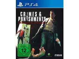 Focus Home Interactive Sherlock Holmes: Crimes & Punishments