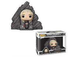 Game of Thrones - POP! Vinyl-Figur Daenerys Targaryen (Super Size)