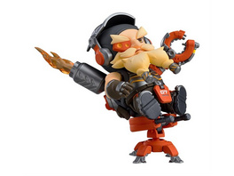 Overwatch - Figur Torbjörn Nendoroid