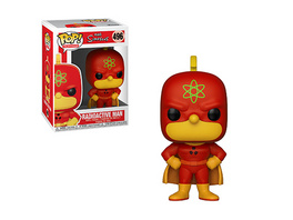 Die Simpsons - POP! Vinyl Figur Radioactive Man