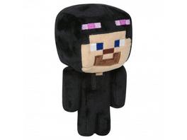 Minecraft - Plüschfigur Enderman Steve