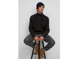 V-Neck-Pullover
