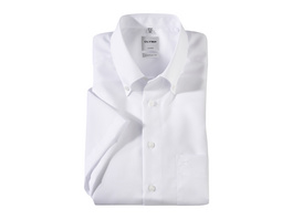 OLYMP Luxor Kurzarmhemd, comfort fit, Button-down