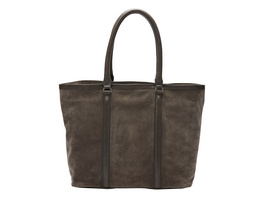 großer Shopper - Oak Shopper L Suede