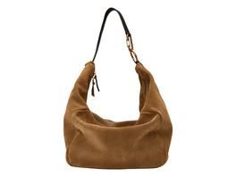 Hobo Bag aus Wild- und Softleder - Farrah Hobo L