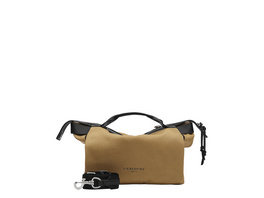 Satchel Tasche aus Canvas - Gray Satchel S