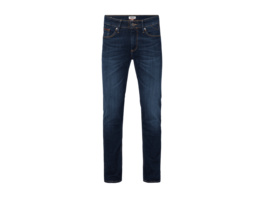 Stone Washed Slim Fit Jeans mit Stretch-Anteil