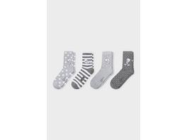 Multipack 4er - Socken - Bio-Baumwolle - Tweety