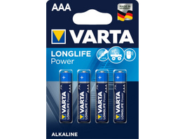 Micro 4er Varta High Energy