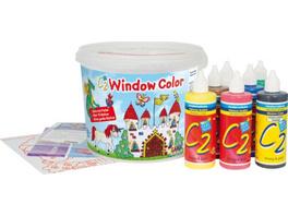 KREUL Power Pack Window Color C2, ab 3 Jahren