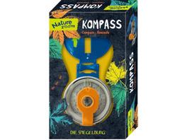 Die Spiegelburg - Nature Zoom - Kompass, aus Metall