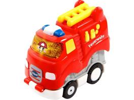 Vtech 80-500404 Tut Tut Baby Flitzer - Press & Go Feuerwehr, ab 12 Monate - 5 Jahre