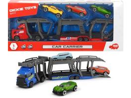 Car Carrier, sortiert