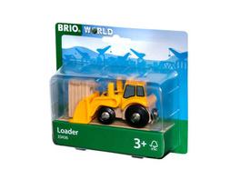 BRIO 63343600 Frontlader D
