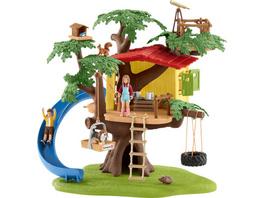 Schleich Farm World Abenteuer Baumhaus