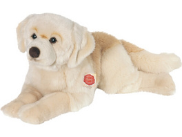 Teddy Hermann Golden Retriever liegend, ca. 60 cm